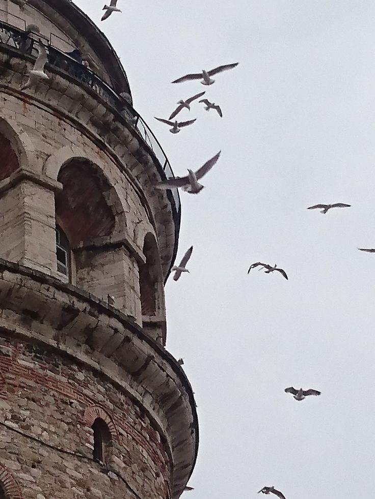 Galata tower,İstanbul