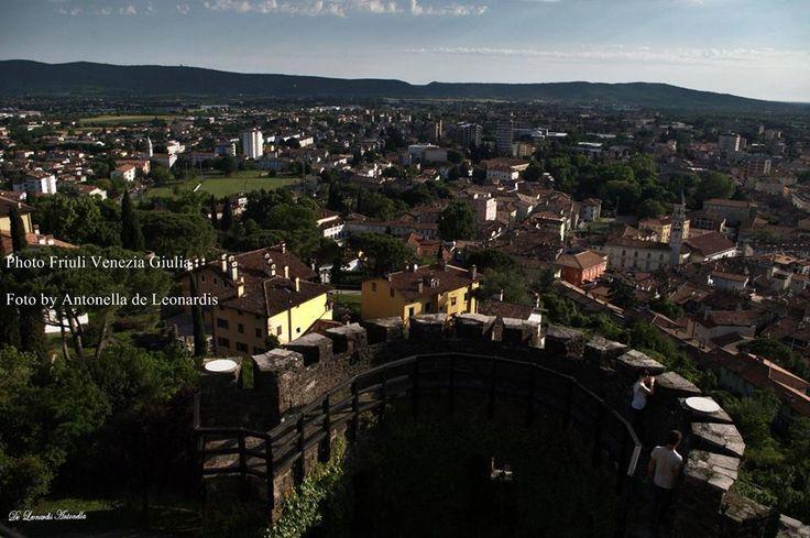 Gorizia dal Castello - by Antonella De Leonardis   Friuli Venezia Giulia Photo Selection
