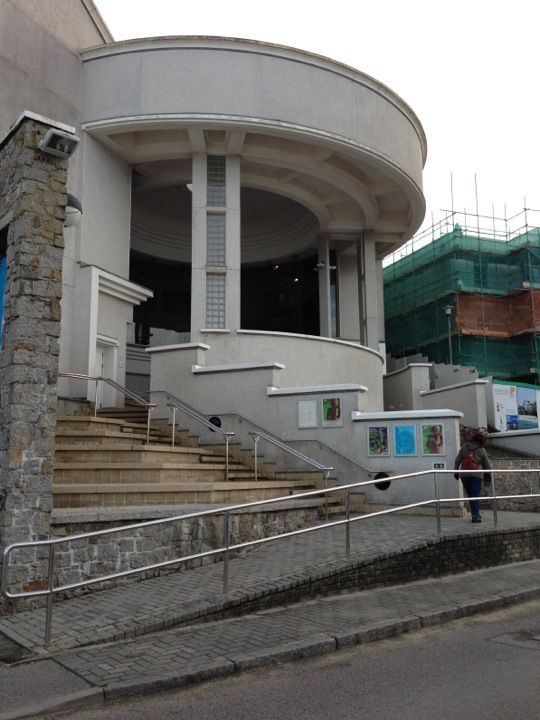 Tate St Ives in St Ives, Cornwall  http://lovewall.visitbritain.com/en/425/culture/museums-and-galleries/tate-st-ives