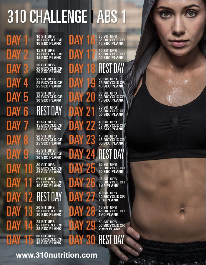310 Challenge | 310 Nutrition