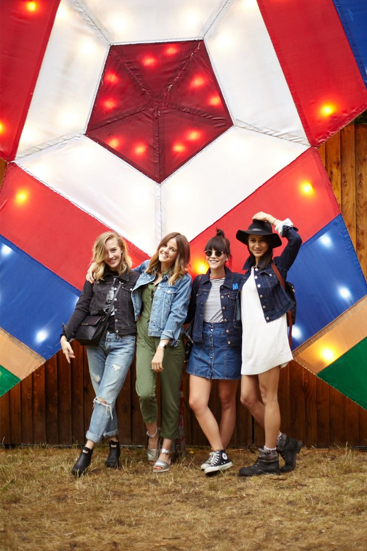 BRITISH SUMMER TIME FESTIVAL WITH LEVI'S