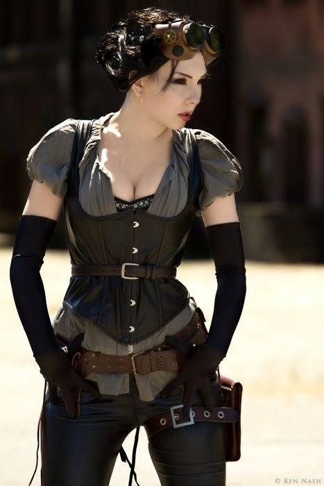 Costume design project Steampunk Fashion Women | Steampunk - Women's Fashion…
