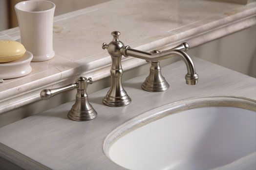 Grohe Bridgeford 3 Hole Bathroom Faucet Master Bath Pinterest Basin Taps And