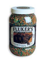 Fluker Tortoise & Box Turtle Diet 7 Oz