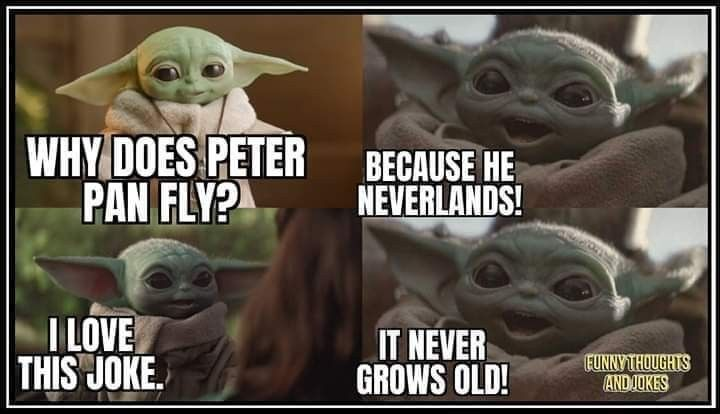 Pin By Jodi Ann On Funnies Yoda Funny Yoda Meme Funny Babies