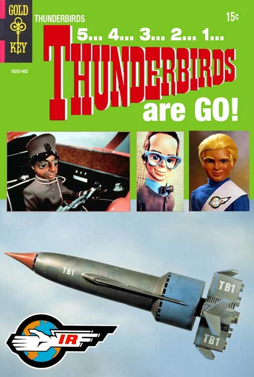 Thunderbirds I used to love this show