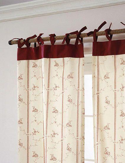 Las 25 mejores ideas sobre barras para cortinas en pinterest barras de cortina cortinas para Para colgar cortinas