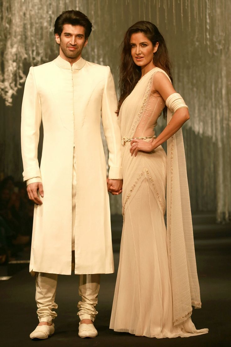 Bollywood, Tollywood & Más: Aditya and Katrina at Tarun Tahilianis 2016