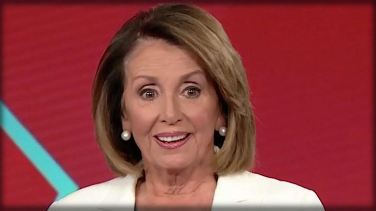 WITH BLOOD DRYING ON THE GROUND IN LAS VEGAS, NANCY PELOSI MAKES A SICK ...
