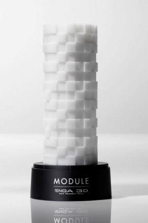 Masturbateur 3D Module par Tenga : réutilisable mais surtout extrêmement efficace, comment pourrez-vous vous en passer ?