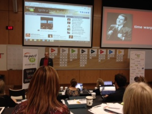 Blog Post from Talent Vanguard - Jane Watson - about Impact99
