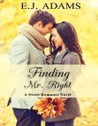 Read Online Finding Mr. Right: A Sweet Romance Novel: Clean Romance Book Series #3.