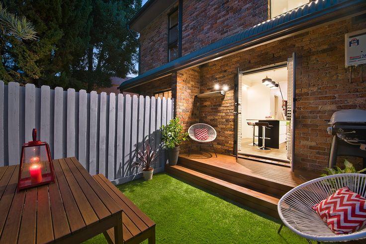 Designer Townhouse Living - 2/27 Macquarie Street Leichhardt at Pilcher Residential