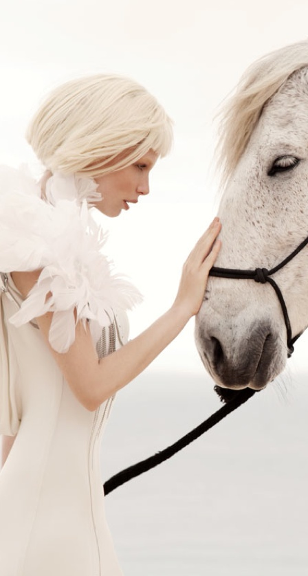 """""""There is no secret so close as that between a rider and her horse."""""""