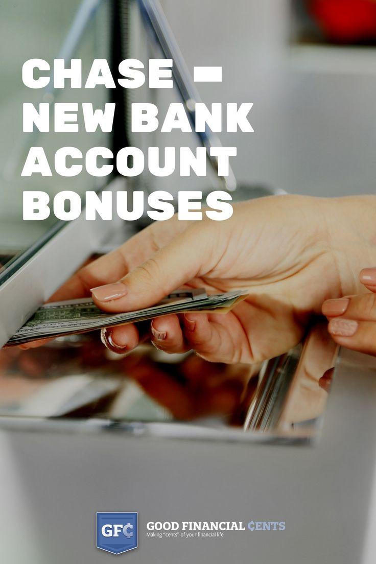 chase bank bonus offers