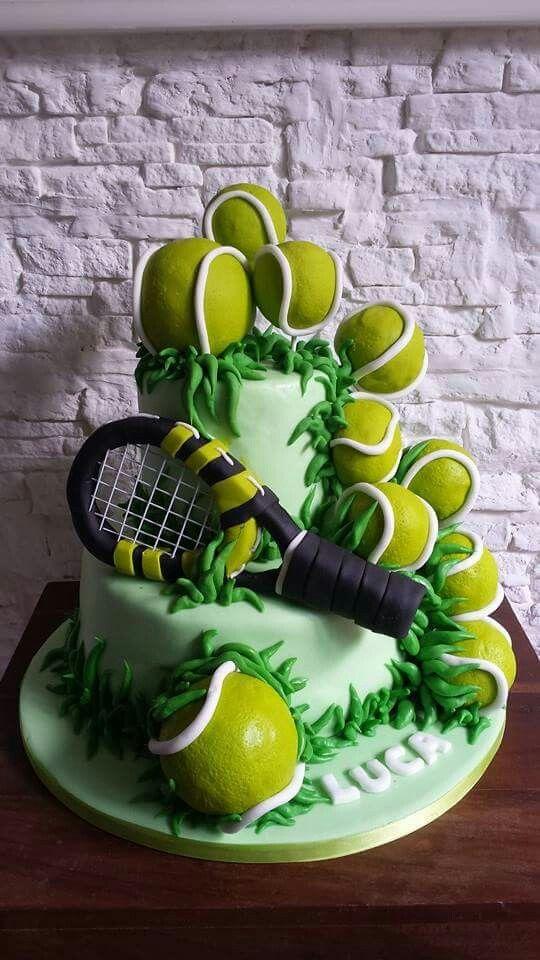 Best 25 Tennis Cake Ideas On Pinterest Tennis