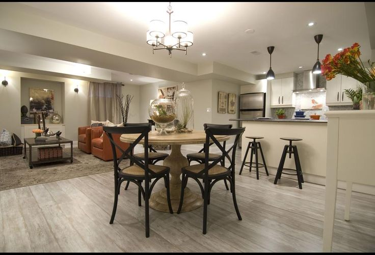 Basement Suite Ideas