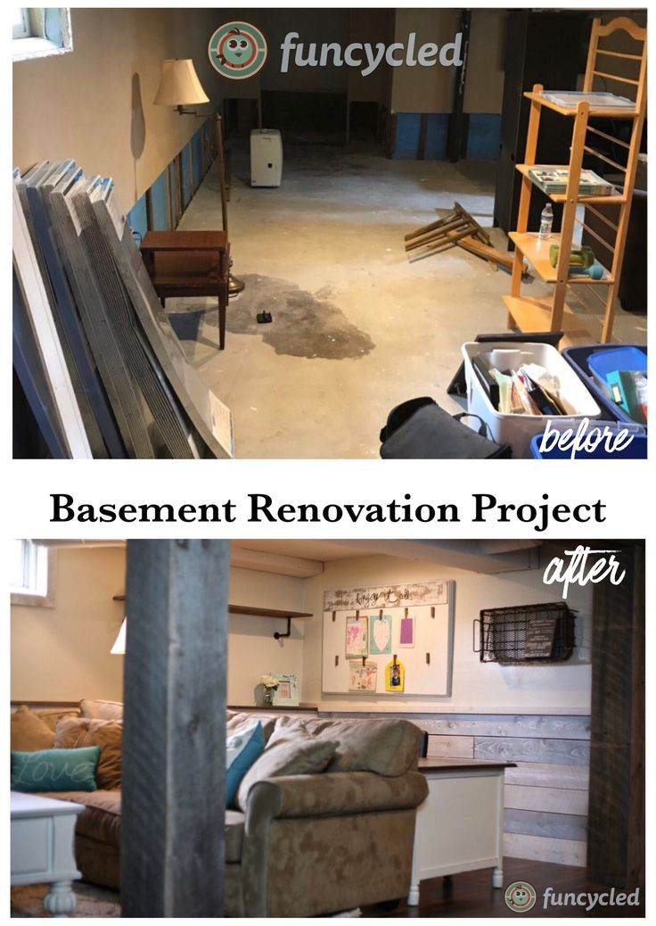 Basement Renovation Project http://funcycled.com/projects/basement-rennovation-project/ #funcycled #makeovers #interiors #interiordesign #repurposedfurniture #upcycledfurniture #paintedfurniture