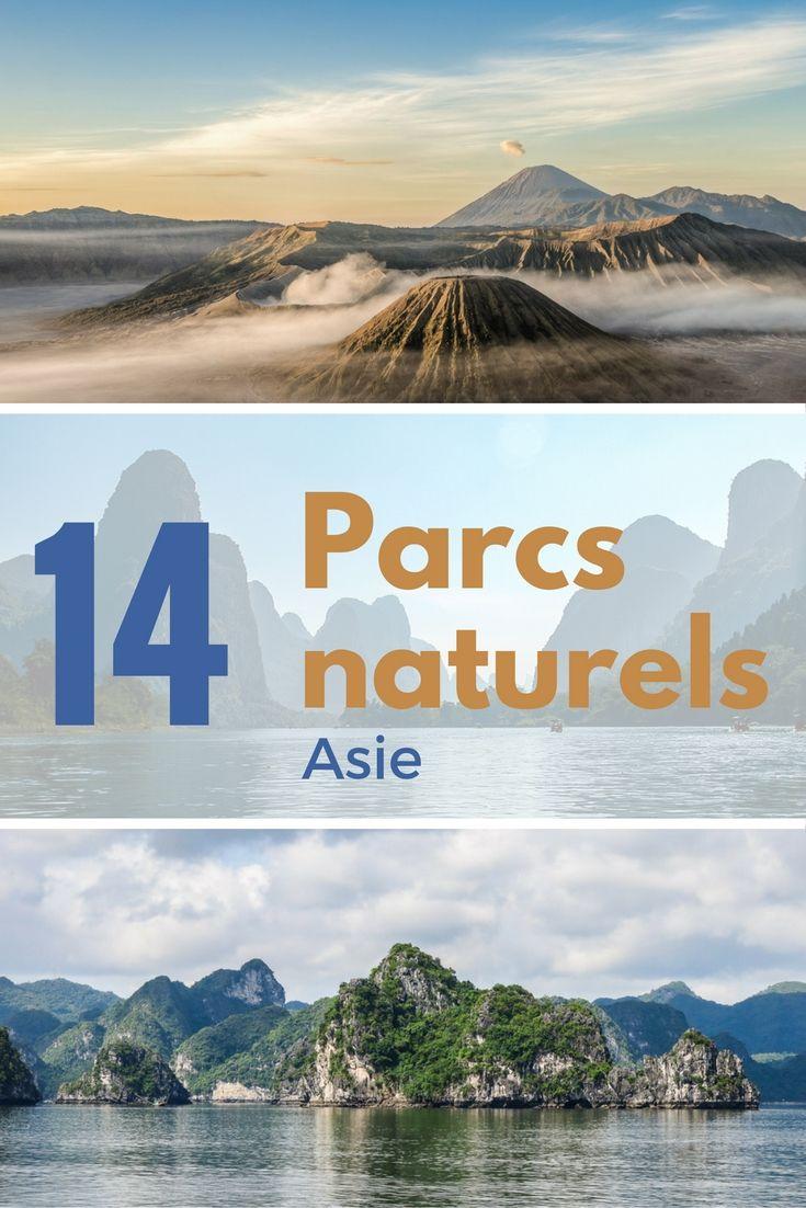 14 blogueurs nous racontent leurs parcs naturels coup de coeur en Asie. Les paysages d'Indonésie, d'Oman, du tadjikistan, de Corée du sud, du Népal, de Chine, de Birmanie, du Cambodge, du Vietnam, de Malaisie et de Hong Kong sont mis à l'honneur. De quoi avoir de l'inspiration pour un futur voyage !