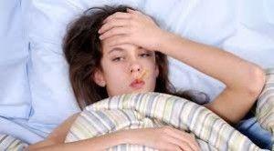 Influenza  : A letto 550.000 italiani, il 14.4 % in Campania