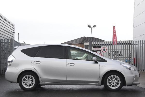 Toyota Prius+ 1.8 (hybrid 7 seater)