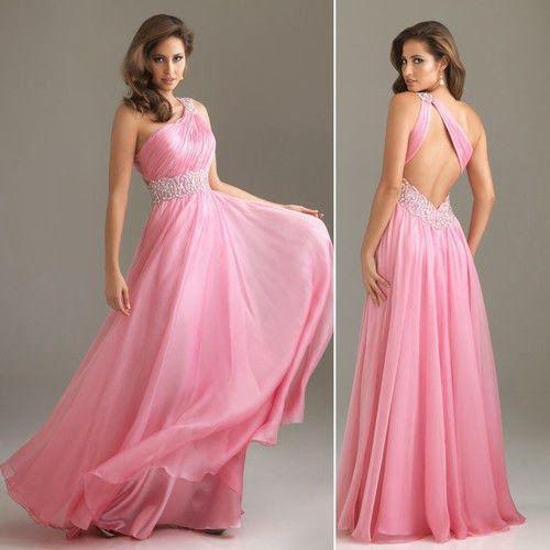 vestido para madrinha rosa claro 6