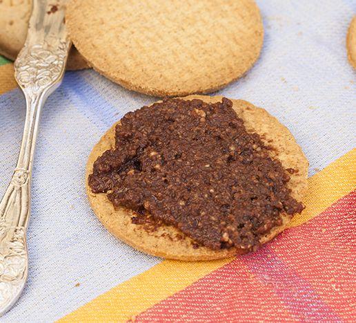Entra a ver como hacer Crema de chocolate vegana de manera fácil y detallada