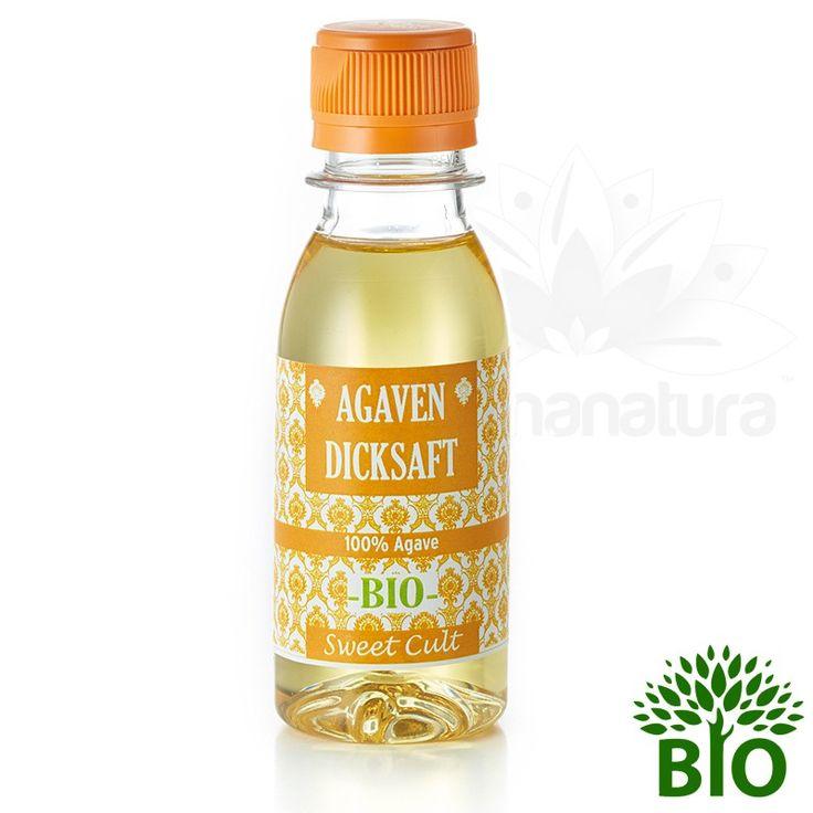 Sciroppo d'agave da agricoltura biologica certificata