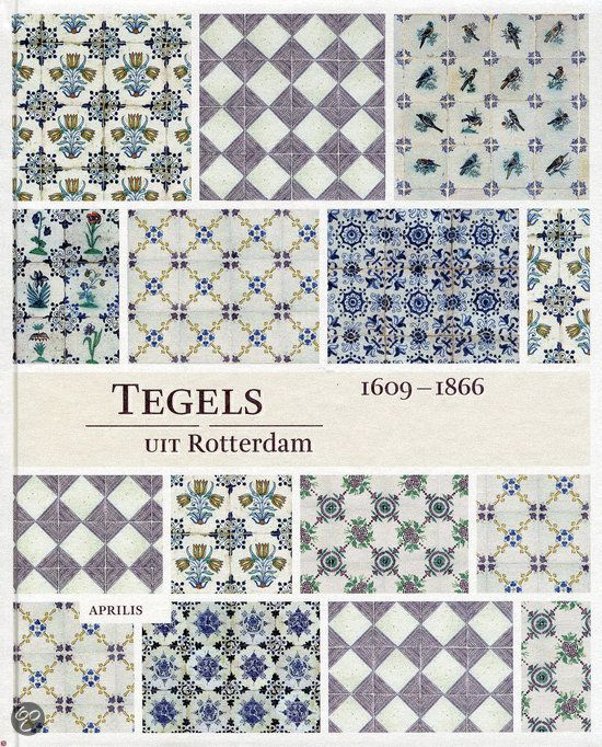 Tegels uit Rotterdam