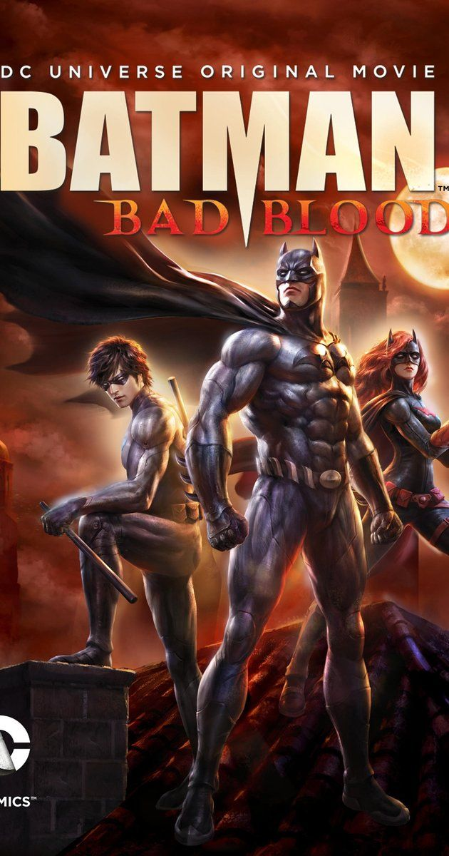 Directed by Jay Oliva.  With Jason O'Mara, Yvonne Strahovski, Stuart Allan, Sean Maher. Bruce Wayne is missing. Alfred covers for him while Nightwing and Robin patrol Gotham City in his stead. And a new player, Batwoman, investigates Batman's disappearance.