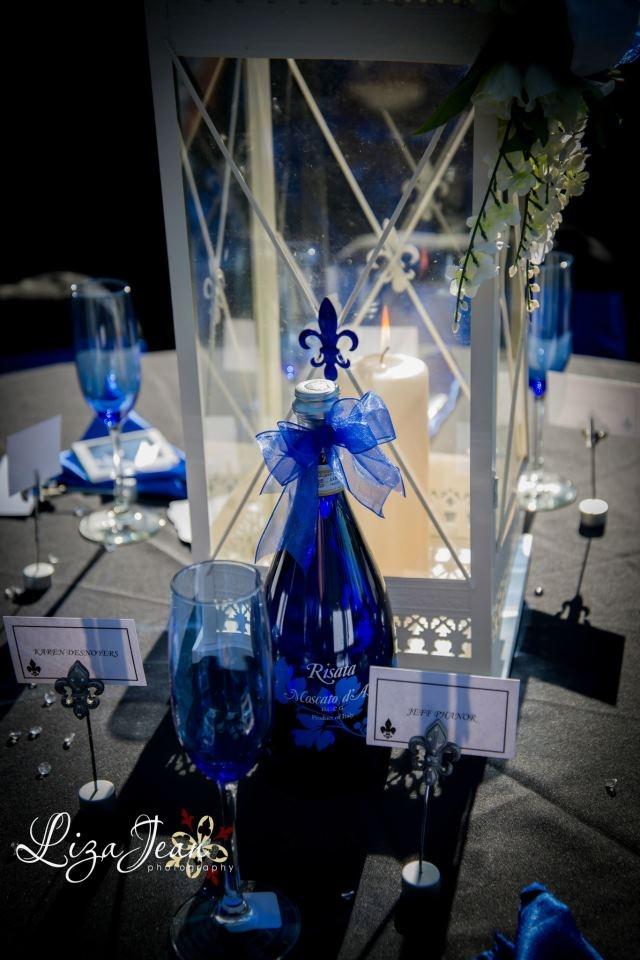Wedding Lantern Centerpiece Decor Designed By Teasha Green