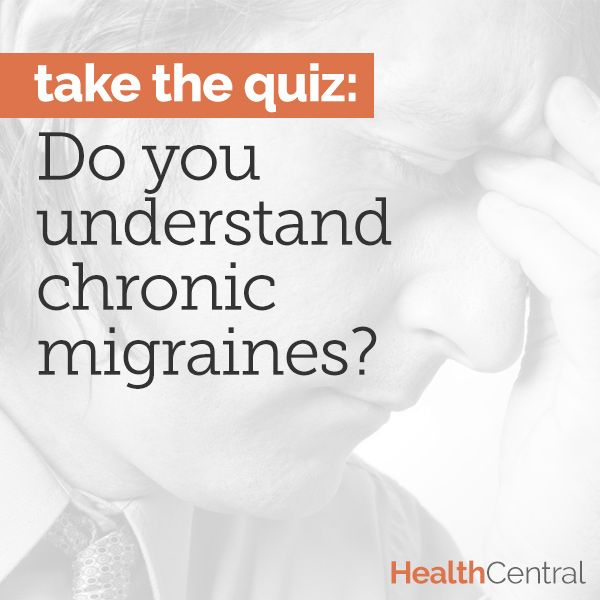 Quiz yourself: learn how much you really know about chronic #migraines. Click below to take the quiz -->  www.healthcentral.com/migraine/d/quizzes/how-much-do-you-know-about-chronic-migraine?ap=2012