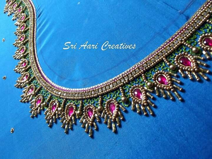 Pin By Jomol John On Aari Embroidery Blouse Work Designs Embroidery Neck Designs Hand Work Blouse Design,Traditional Japanese House Design Pictures