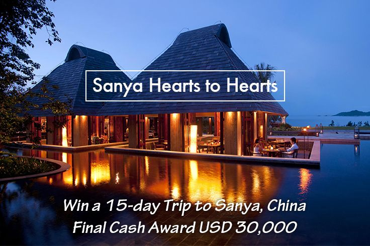 """Good news! #SanyaHeartstoHearts Recruitment Period has been extended and will last till Aug. 30. You still have the chance to win a 15-day #FreeTrip to #Sanya, #China, and even $30,000. Join NOW with the 2 simple steps! 1. Comment """"I want to join #SanyaHeartstoHearts"""" or leave any comment below to enroll and be lucky for a #gift.  2. Two clicks to issue your invitation post https://app.gotrips.net/#goto2 and compete for the final big prize. Learn more https://app.gotrips.net/ #SanyaH2HRecrui"""