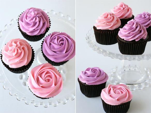 Glaçage cupcakes américain