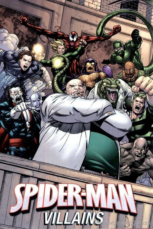 Spiderman villains - photo#54