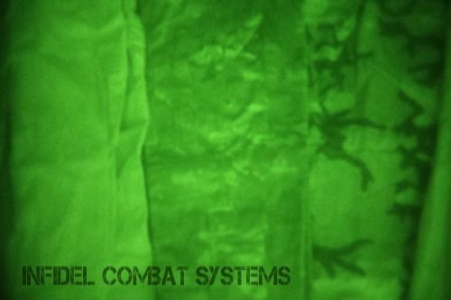 Night Vision vs. Camouflage