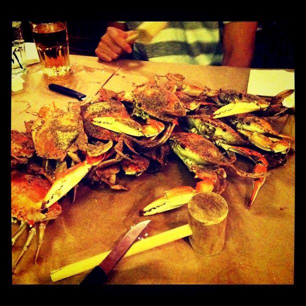 Man Vs Food Baltimore Crab Cakes