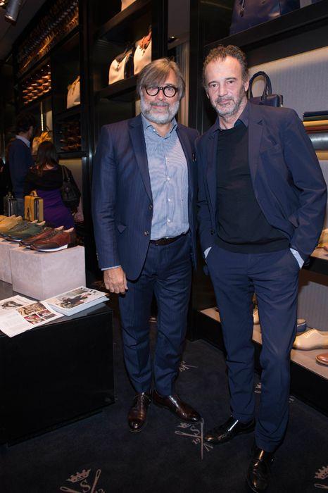 Style Magazine e Sutor Mantellassi: cocktail party a Milano - Style - Il Magazine Moda Uomo del Corriere della Sera