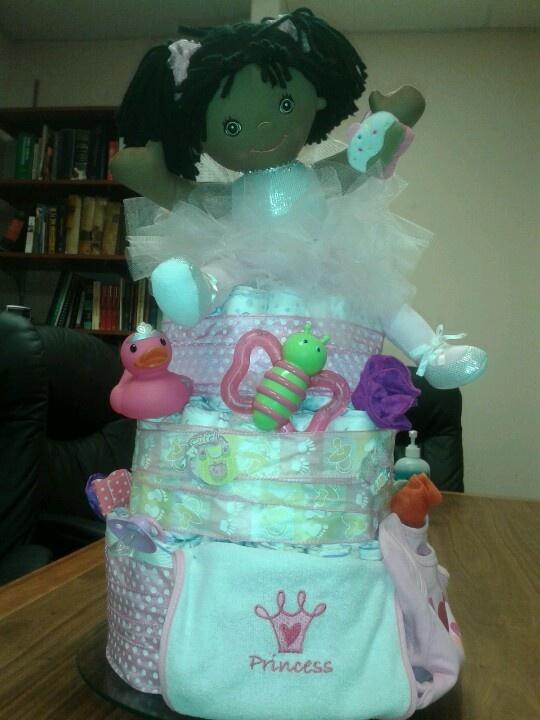 Easy Diy Baby Shower Cakes