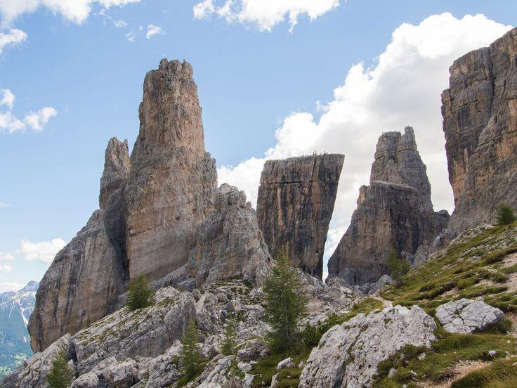 Die Dolomiten erkunden – Von der Planung bis zum Ausflug #dolomiten #cinquetorri