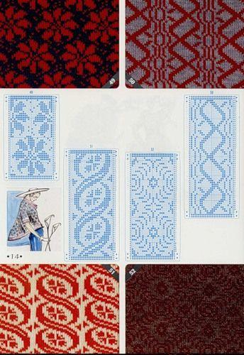119 best machine knitting images on Pinterest | Knit patterns ...