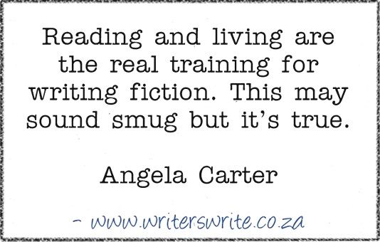 Quotable – Angela Carter