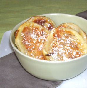 Légèreté & Gourmandises: Beignets de pommes (3 PP)