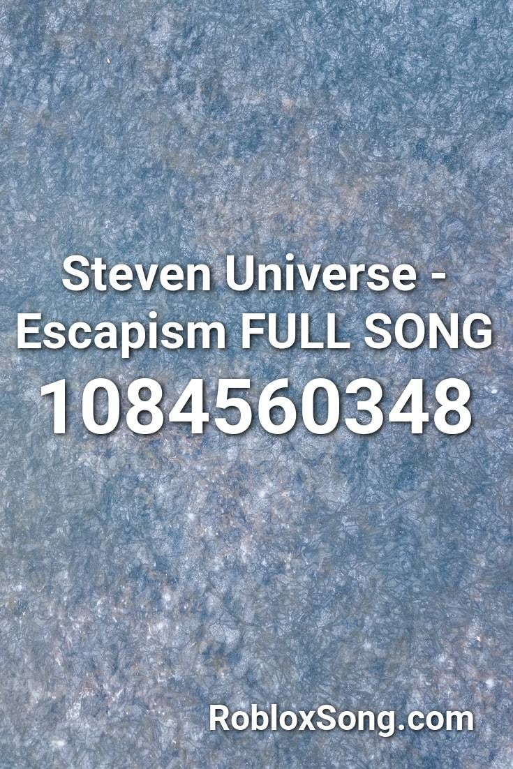 Pin By Caelyn On Games Steven Universe Roblox Songs