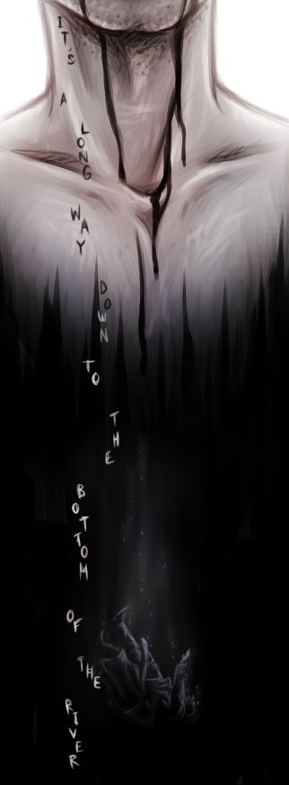 Supernatural - Bottom of the River by *Kumagorochan on deviantart// I cannot get over hoq perfect this is, I just asjghldkigf// <<<