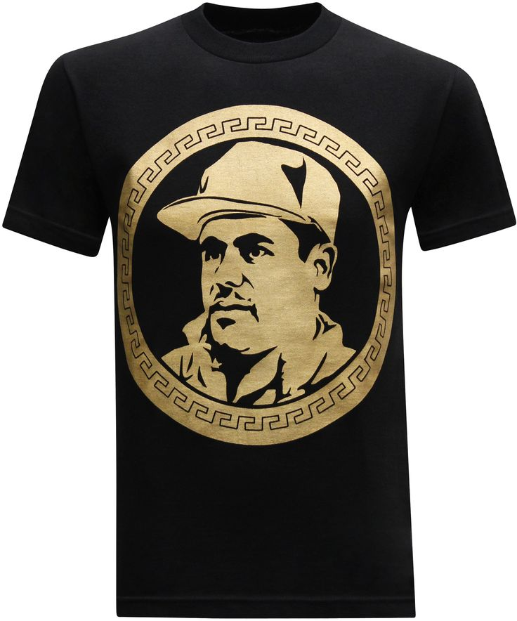 El Chapo Guzman Currency Men's T-Shirt