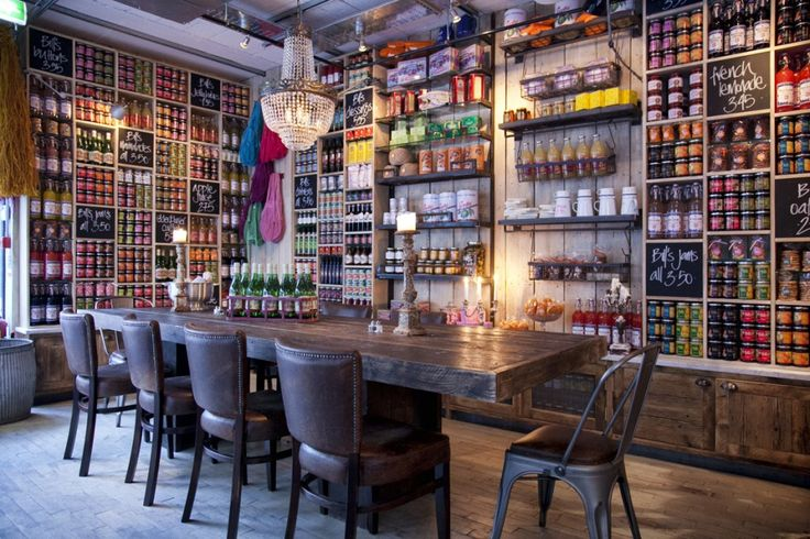 Love this Dining Room from a restaurant, feel it can be at home