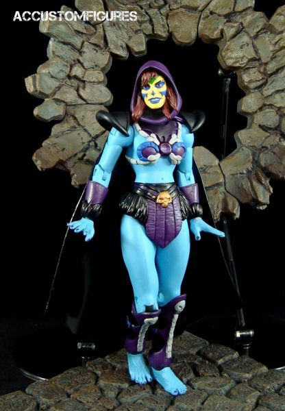 Skeletress (MOTUC Concept) (Masters of the Universe ...
