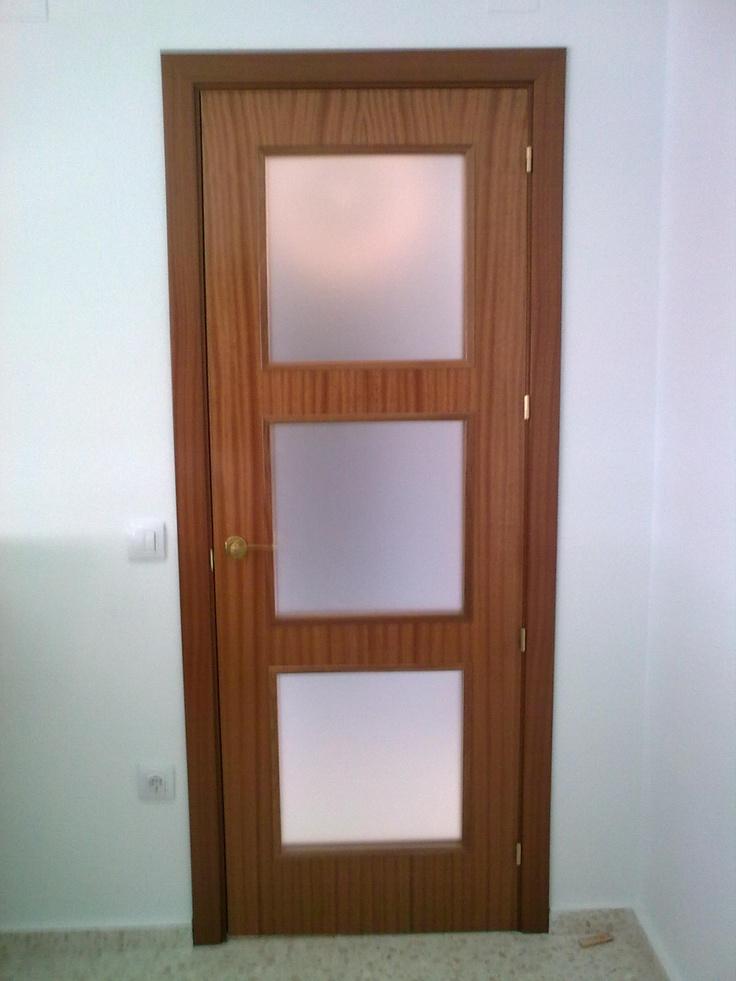 Mejores 85 im genes de puertas madera natural en pinterest for Puertas madera natural